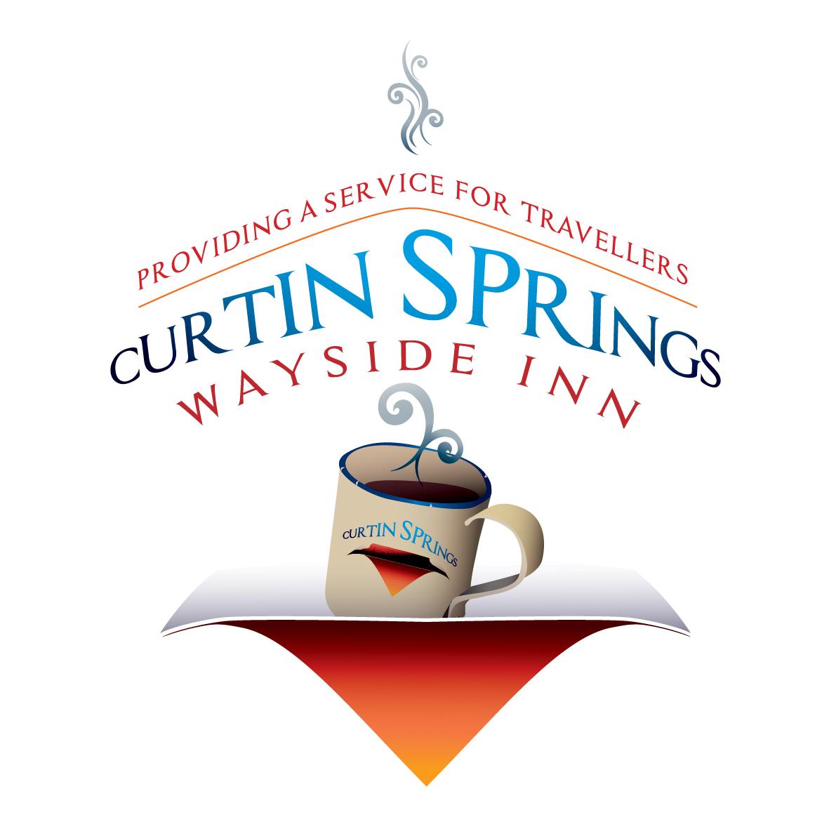 1190- Master Logo Tagline - Curtin Springs Wayside Inn - CMYK