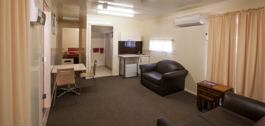 This is one of our family rooms, great accommodation for families or small groups.