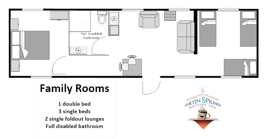 Family Rooms - website